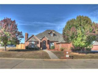 2413  Pantheon Circle  , Oklahoma City, OK 73170 (MLS #563185) :: Re/Max Elite