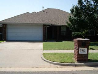 5912 SE 87th  , Del City, OK 73135 (MLS #563347) :: Re/Max Elite