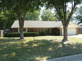 7504  Wegner Way  , Oklahoma City, OK 73162 (MLS #564074) :: Movers Real Estate