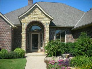 10709  Shoreside Dr  , Oklahoma City, OK 73170 (MLS #564208) :: Re/Max Elite