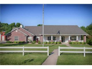 1020  Lake Front Ct  , Purcell, OK 73080 (MLS #564213) :: Re/Max Elite