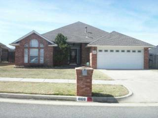 8109  Eagle Cir  , Oklahoma City, OK 73135 (MLS #564215) :: Re/Max Elite