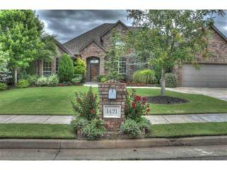 1421 SW 135th St  , Oklahoma City, OK 73170 (MLS #564283) :: Re/Max Elite