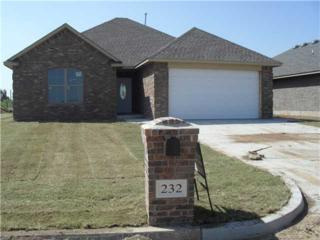 232 SW 147TH ST  , Oklahoma City, OK 73170 (MLS #564285) :: Re/Max Elite