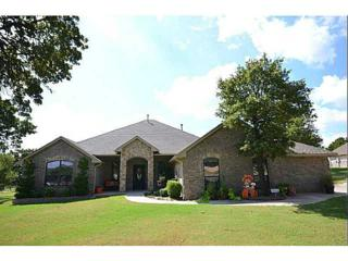 3406  Fawn Run  , Blanchard, OK 73010 (MLS #564646) :: Re/Max Elite