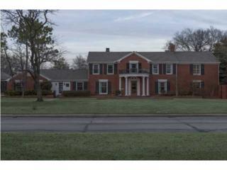 1809  Drury Ln  , Nichols Hills, OK 73116 (MLS #564863) :: Re/Max Elite