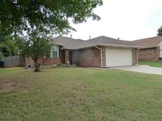 7924 NW 82nd St  , Oklahoma City, OK 73132 (MLS #565280) :: Movers Real Estate