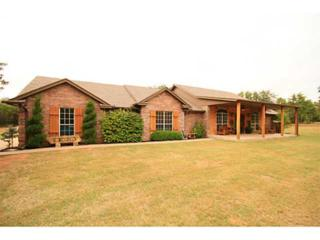20821  Lost Oaks Dr  , Blanchard, OK 73010 (MLS #565283) :: Re/Max Elite