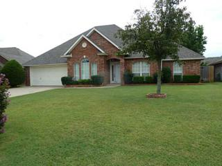 1608 SW 127th Pl  , Oklahoma City, OK 73170 (MLS #565669) :: Movers Real Estate