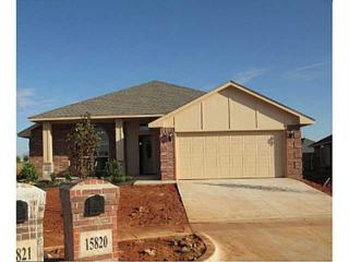 15820  Crane Way  , Edmond, OK 73013 (MLS #565742) :: Century 21 Mark V Realty