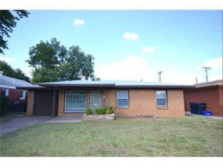 2205 SW 59th Place  , Oklahoma City, OK 73159 (MLS #566120) :: Re/Max Elite
