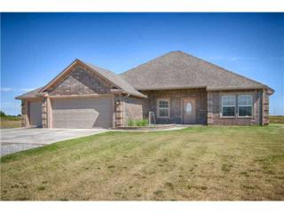 1075  County Street 2964  , Blanchard, OK 73010 (MLS #566390) :: Re/Max Elite