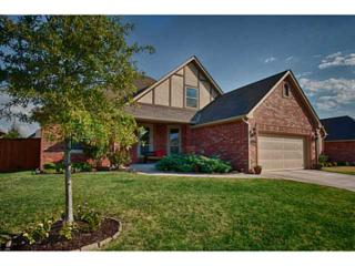 6017 NW 153rd Street  , Edmond, OK 73013 (MLS #566945) :: Re/Max Elite