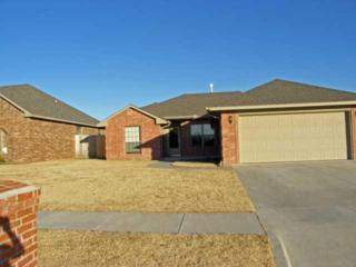 4116  Kensington Dr  , Moore, OK 73160 (MLS #567171) :: Re/Max Elite