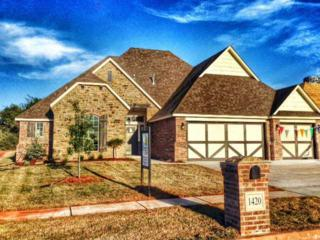 1420  Atalon Drive  , Moore, OK 73160 (MLS #567183) :: Re/Max Elite