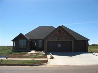 6412 NW 155th Street  , Edmond, OK 73013 (MLS #567477) :: Re/Max Elite
