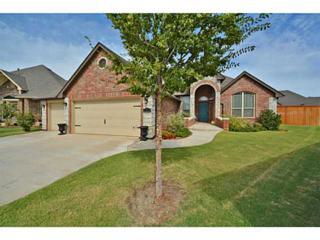 6101 NW 157th St  , Edmond, OK 73013 (MLS #567635) :: Re/Max Elite