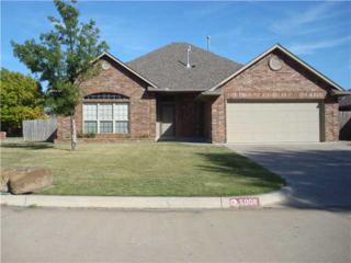 5008 SE 46th St  , Oklahoma City, OK 73135 (MLS #567754) :: Re/Max Elite