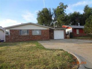 2728 SW 61st St  , Oklahoma City, OK 73159 (MLS #567803) :: Re/Max Elite