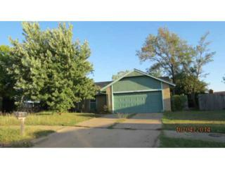 604 SW 23rd St  , Moore, OK 73160 (MLS #568326) :: Re/Max Elite