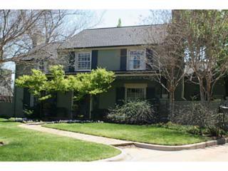 1608  Elmhurst Ave  , Nichols Hills, OK 73120 (MLS #568612) :: Re/Max Elite