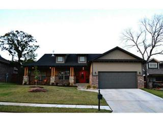 4917  October Dr  , Edmond, OK 73034 (MLS #568745) :: Re/Max Elite