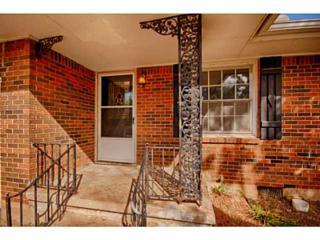 3021 W Hill St.  , Oklahoma City, OK 73112 (MLS #568807) :: Re/Max Elite