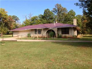 34474  Moral Rd  , Wanette, OK 74878 (MLS #568825) :: Re/Max Elite
