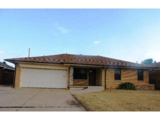 1517 SW 65th St  , Oklahoma City, OK 73159 (MLS #568904) :: Re/Max Elite