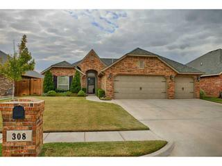 308 SW 170th St  , Oklahoma City, OK 73170 (MLS #568922) :: Re/Max Elite
