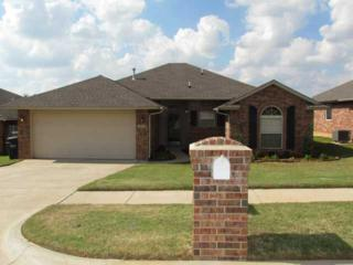 1805  January Pl  , Moore, OK 73160 (MLS #568936) :: Re/Max Elite