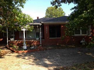 1541 SW 56th St  , Oklahoma City, OK 73119 (MLS #569068) :: Century 21 Mark V Realty