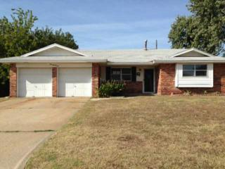 125  Briarwood St  , Moore, OK 73160 (MLS #569231) :: Re/Max Elite