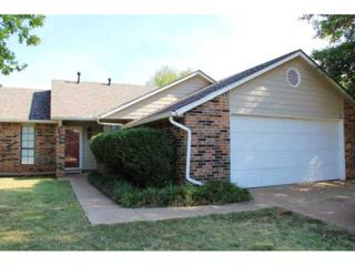 101  Taos  , Edmond, OK 73013 (MLS #569244) :: Re/Max Elite