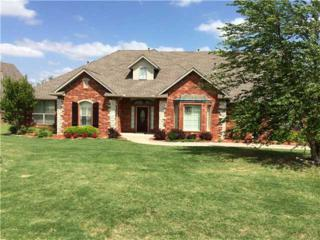 2904  Twin Lake Dr  , Moore, OK 73165 (MLS #569700) :: BOLD Property Professionals