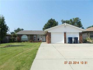 2600 SW 83rd St  , Oklahoma City, OK 73159 (MLS #569732) :: Re/Max Elite