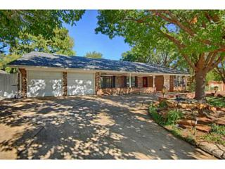 3705 NW 70th St  , Oklahoma City, OK 73116 (MLS #569782) :: BOLD Property Professionals