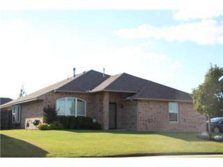 7901  Eagle Cir  , Oklahoma City, OK 73135 (MLS #569790) :: Re/Max Elite