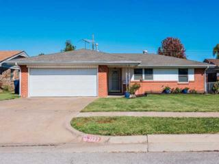 2117 SW 79th St  , Oklahoma City, OK 73159 (MLS #569807) :: Movers Real Estate