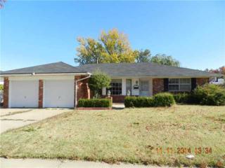 7720 S Hillcrest Dr  , Oklahoma City, OK 73159 (MLS #570906) :: Re/Max Elite