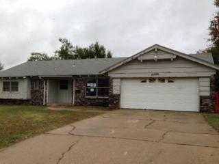 2500 SW 63rd St  , Oklahoma City, OK 73159 (MLS #570968) :: Re/Max Elite