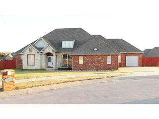 1150  Swinbrook Place  , Blanchard, OK 73010 (MLS #571046) :: Re/Max Elite
