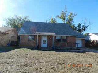 2744 SW 82nd St  , Oklahoma City, OK 73159 (MLS #571169) :: Re/Max Elite