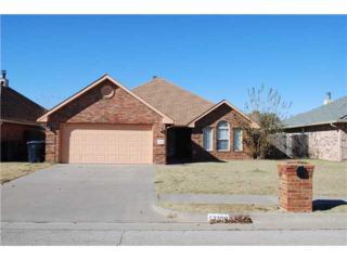 13309  Springcreek Dr  , Oklahoma City, OK 73170 (MLS #571859) :: Re/Max Elite