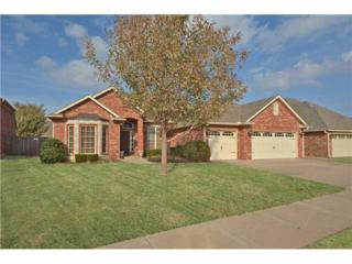 2209 NW 182nd St  , Edmond, OK 73012 (MLS #571863) :: Re/Max Elite