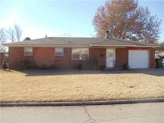 3412 SE 22nd St  , Del City, OK 73115 (MLS #571917) :: BOLD Property Professionals