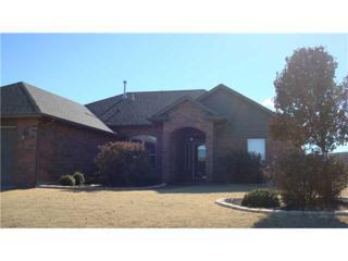1120  Phils Way Nw  , Piedmont, OK 73078 (MLS #571921) :: BOLD Property Professionals