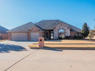 6417  Sandlewood Dr  , Oklahoma City, OK 73132 (MLS #572087) :: Re/Max Elite