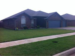 4216  Notting Hill Dr  , Moore, OK 73160 (MLS #573537) :: Re/Max Elite
