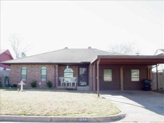 1056 NW 6th Place  , Moore, OK 73160 (MLS #573632) :: Re/Max Elite